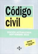 Código civil. Tecnos