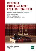 Portada Derecho Procesal Civil. Casos prácticos. Parte especial