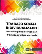 Portada Trabajo social individualizado. Metodología de intervención