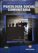 Portada Cuaderno de prácticas de Psicología social comunitaria