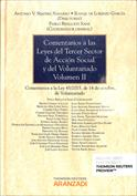 Comentarios a las Leyes del Tercer Sector de Acción Social y del Voluntariado (Volumen II)
