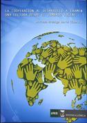 Portada La Cooperación al Desarrollo a examen. Una lectura desde el Trabajo Social