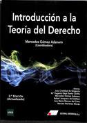 Introducción a la teoría del derecho. Grado de Criminología