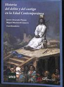 Portada Historia del delito y del castigo en la edad contemporánea