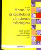 Manual de psicopatología y trastornos psicológicos