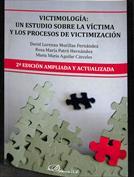 Portada Victimología. Un estudio sobre la víctima y los procesos de victimización
