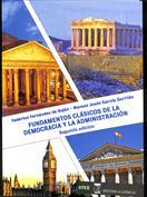 Portada Fundamentos clásicos de la democracia y de la administración