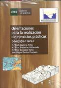 Orientaciones para la realización de ejercicios prácticos de Geografía Física I