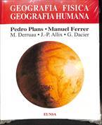 Geografía física, geografía humana
