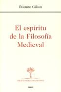 El espíritu de la filosofía medieval