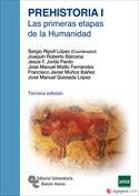 Portada Prehistoria I. Las primeras etapas de la Humanidad