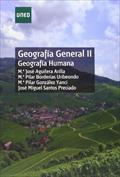 Portada Geografía general II. Geografía Humana