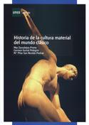 Portada Historia de la cultura material del mundo clásico. Adenda