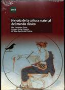 Portada Historia de la cultura material del mundo clásico