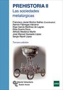 Portada Prehistoria II. Las sociedades metalúrgicas