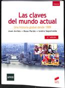 Portada Las claves del mundo actual. Una historia global desde 1989