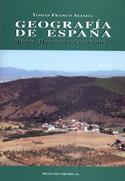 Portada Geografía de España (Física, Humana y  Económica)