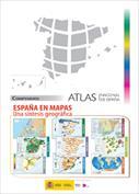 Portada España en Mapas. Una síntesis geográfica(A)