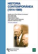 Portada Historia contemporánea (1914 1989)