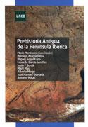 Portada Prehistoria antigua de la península ibérica