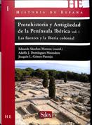 Protohistoria y Antigüedad de la Península Ibérica, I. Las fuentes y la Iberia colonial