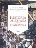 Portada Historia de España de la Edad Media