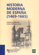 Portada Historia moderna de España (1469 1665)