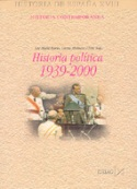 Historia política 1939-2000