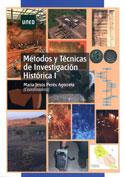 Portada Métodos y técnicas de investigación histórica I