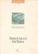 Portada Historia de Asia en la Edad Moderna
