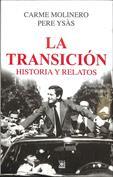 Portada La Transición. Historia y relatos