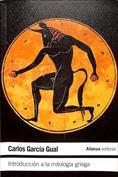 Portada Introducción a la mitología griega