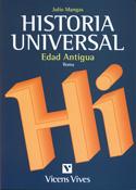 Historia universal. Edad Antigua. Vol. I. Tomo B. Roma