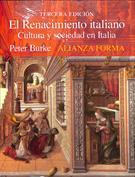 El renacimiento italiano. Cultura y sociedad en Italia