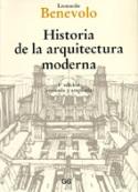 Historia de la arquitectura moderna