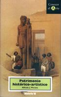 Patrimonio histórico-artístico. Conservación de bienes culturales