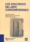 Portada Los discursos del arte contemporáneo