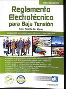 Reglamento electrotécnico para Baja Tensión