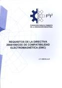 Requisitos de la Directiva 2004 108 CEE de compatibilidad electromagnética