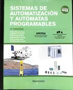 Portada Sistemas de automatización  y autómatas programables