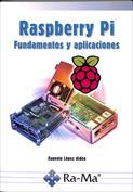 Portada Raspberry Pi, fundamentos y aplicaciones