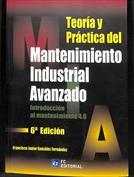 Portada Teoría y práctica del mantenimiento industrial avanzado