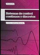 Portada Sistemas de control continuos y discretos