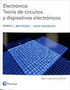 Portada Electrónica Teoría de circuitos y dispositivos