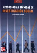 Portada Metodología y técnicas de investigación social
