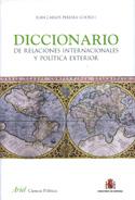 Portada Diccionario de relaciones internacionales y política exterior(A)