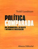 Portada Política comparada. Una introducción a su objeto y métodos de investigación(A)
