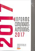 Informe comunidades autónomas 2015