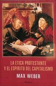Portada La ética protestante y el espíritu del capitalismo