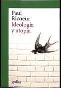 Portada Ideología y utopía
